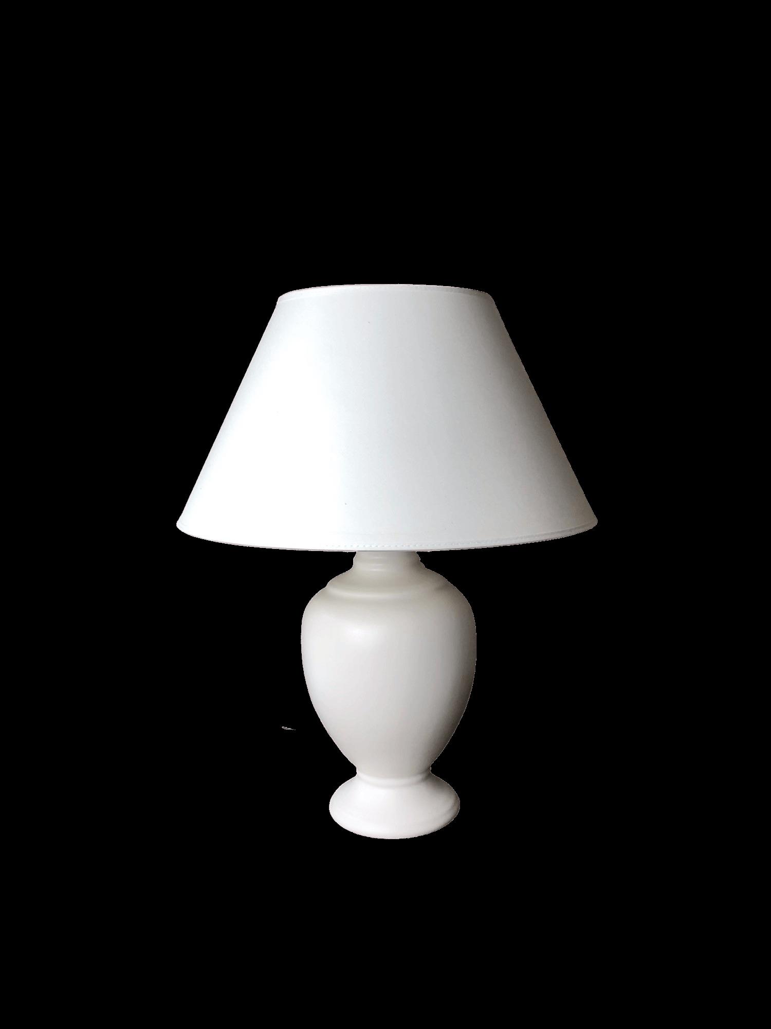 Lampa Amfora Mała Biała Matowa
