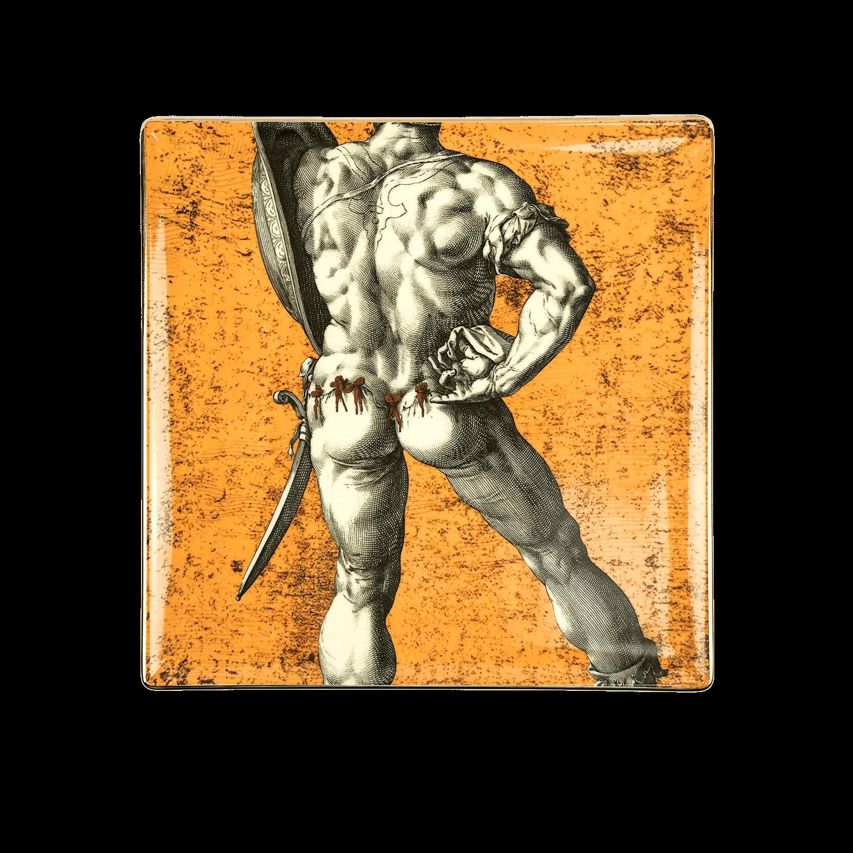Talerz dekorayjny Marcus Corvus