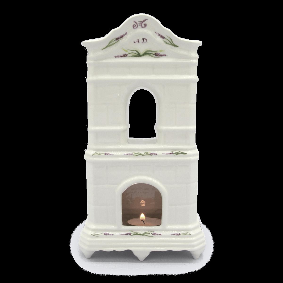 Miniatura pieca Jadalnia Lawenda